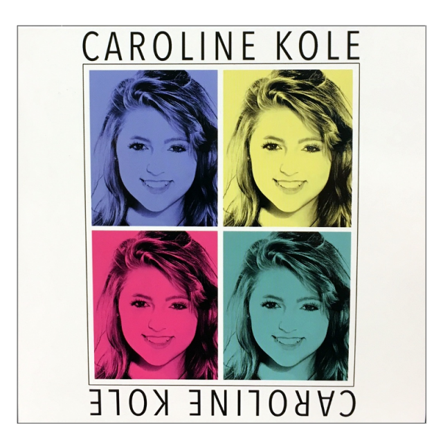 Caroline Kole Self Titled CD