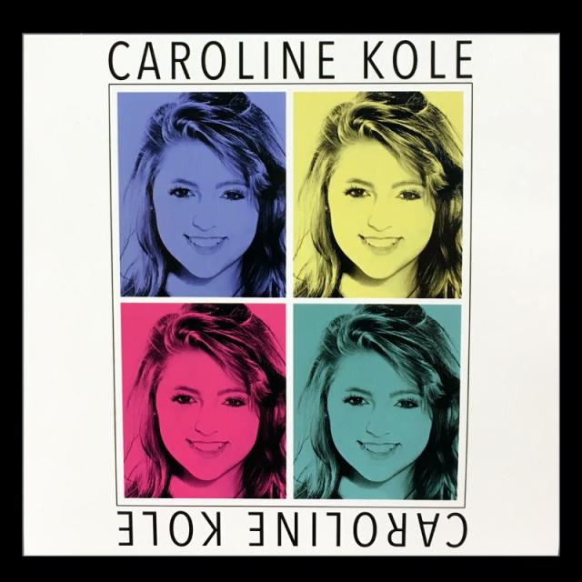 Caroline Kole Self Titled CD